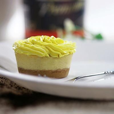芒果芝士小蛋糕