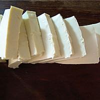 肉末香菇烩老豆腐:夏日家常菜的做法图解2