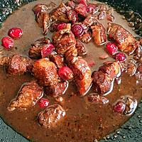 鲜莓秘制红烧肉的做法图解6