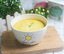 宝宝辅食-奶香南瓜布丁的做法