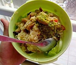 电饭锅糯米鸡饭的做法