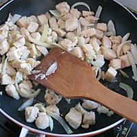 咖喱鸡肉饭的做法图解2