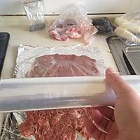 自制蜜制猪肉脯的做法图解14