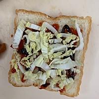 简易鸡肉披萨#花10分钟,做一道菜!#的做法图解6