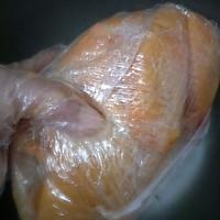 盐焗鸡的做法图解2