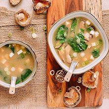 健康营养的日本国汤 | 日式味增汤
