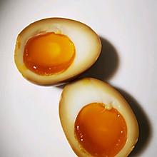 百分百成功的日式溏心蛋