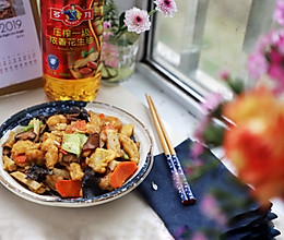 #多力金牌大厨带回家-天津站#金牌官烧比目鱼的做法