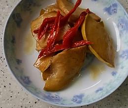脆爽腌咸菜-苤蓝的做法