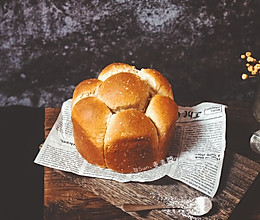 燕麦黑全麦面包的做法