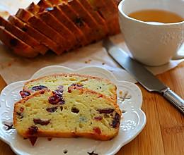 【蔓越莓磅蛋糕】——COUSS CO-6001出品的做法