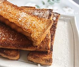 蜂蜜吐司的做法