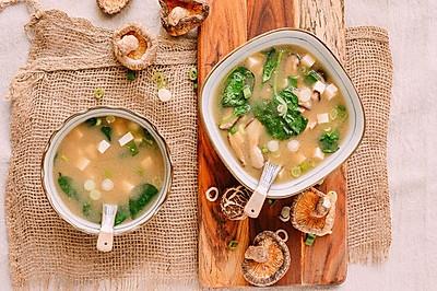 健康營養的日本國湯 | 日式味增湯