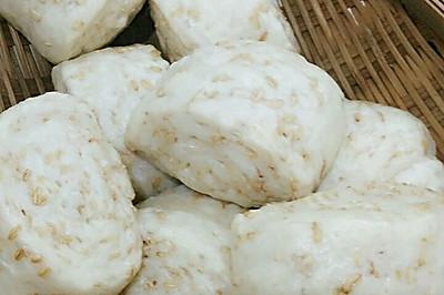 喵阿杪早餐篇之香甜燕麦馒头