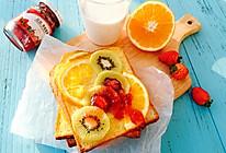 烤水果塔#丘比轻食厨艺大赛#的做法