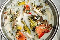 杂鱼火锅的做法