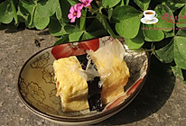 超人气日式料理---虾仁厚蛋烧的做法