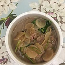 水萝卜羊肉汤