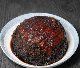 (风叔的厨房)梅干菜扣肉的做法