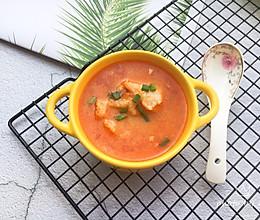 #今天吃什么#番茄鱼片的做法