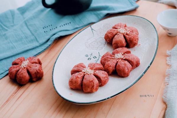 樱花酥的做法