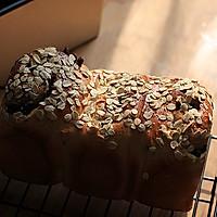 【豆浆麦片纯素吐司】——给茹素老人的面包的做法图解16