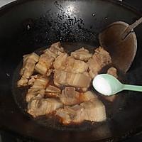 茶树菇五花肉的做法图解7
