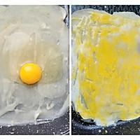 快手早餐——十分钟懒人鸡蛋煎饼的做法图解5