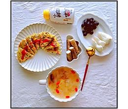#换着花样吃早餐#元气早餐的做法