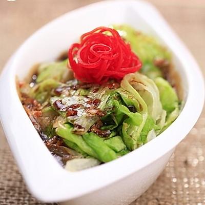 倍受减肥MM推崇的一道瘦身菜——蚝油生菜