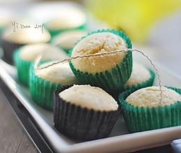 椰香小蛋糕------新手小纸杯蛋糕的做法