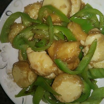 红烧日本豆腐(孕妇食谱)