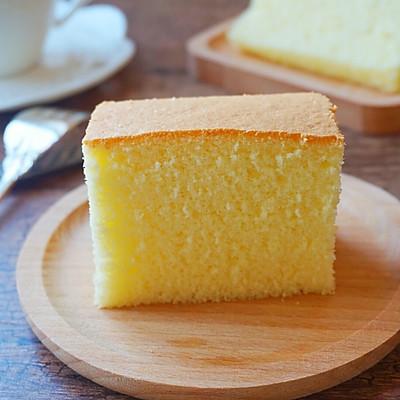 棉花蛋糕~入口即化