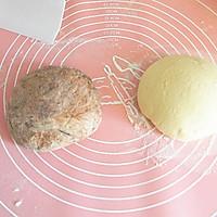 面包机版双色土司#东菱魔法云面包机#的做法图解8