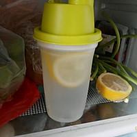 冰糖柠檬水#新鲜新关系#的做法图解5