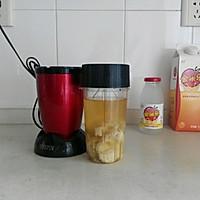 自制健康减肥饮:榴莲果醋饮 重口味的做法图解3
