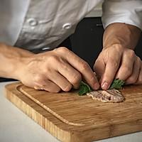 薄荷牛肉卷的做法图解4