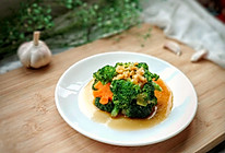 减脂餐也可以简单又美味–蚝油西蓝花的做法