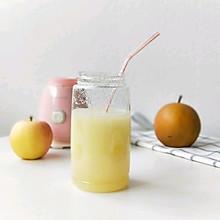 苹果雪梨汁(美白润肤)