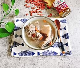 莲藕排骨汤#橄榄中国味 感恩添美味#的做法