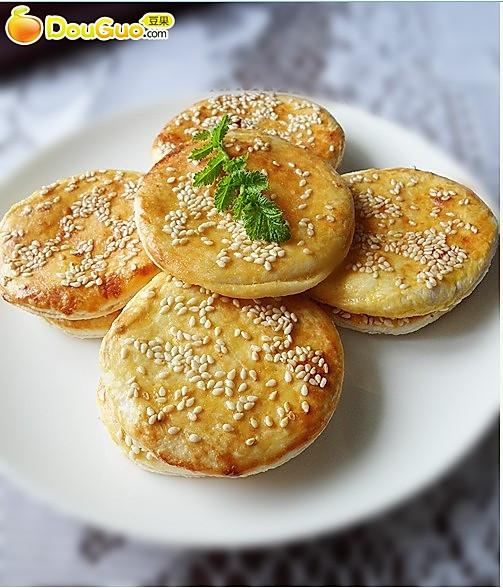 山西风味:太谷饼的做法