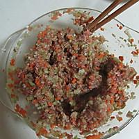 佛手瓜三鲜锅贴 的做法图解5