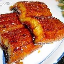 在家自制日式烤鳗鱼