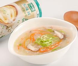 《我在北京等你》同款菜谱——蔬菜粥的做法