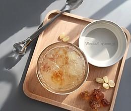 桃胶皂角枸杞燕窝——详细!的做法