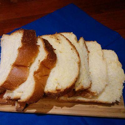超软牛奶吐司(面包机版)