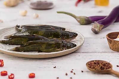昂刺鱼烧茄子 美食台