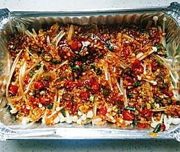 烤金针菇 (烤箱)的做法