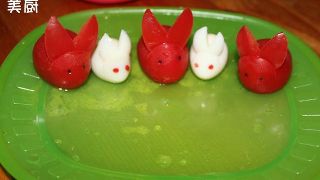 可爱滴小兔子的做法