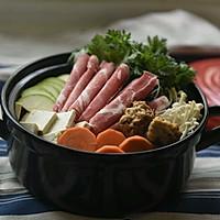 韩式火锅好吃的秘诀——泡菜肥牛锅的做法图解7
